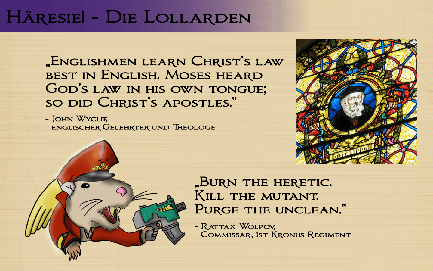 Die Lollarden Coverimage