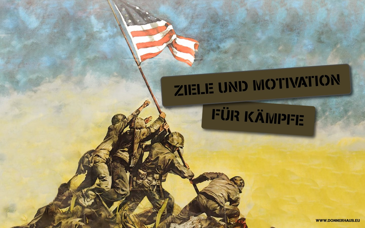 Ziele und Motivation fuer Kaempfe Coverimage